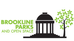 brookline parks logo